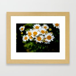 """""""Wild Flowers"""" Framed Art Print"""