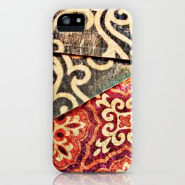 Greco-Roman Collage iPhone Case
