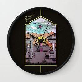 Christopher Waver LP (PLT012) Wall Clock