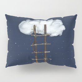 Stairway to the clouds Pillow Sham