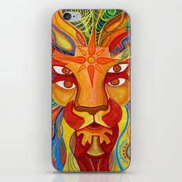 Lion's Visions iPhone Skin