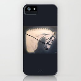 Dressage Competitor iPhone Case
