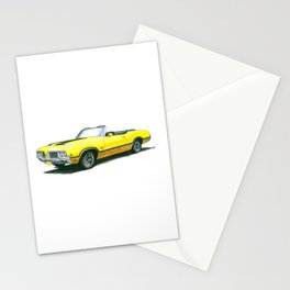 4-4-2 Stationery Cards