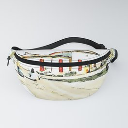 Fognano: travelers and pickup truck Fanny Pack