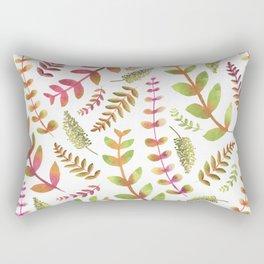 Fall Changing Leaves Rectangular Pillow