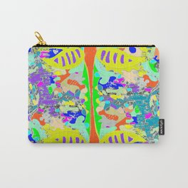 Baby in Utopia-Enkhbulgan Selenge Carry-All Pouch