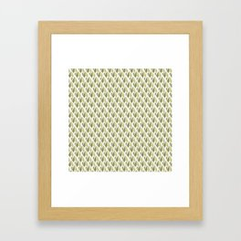 Modello di Pace Framed Art Print
