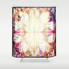 Labrynth Shower Curtain