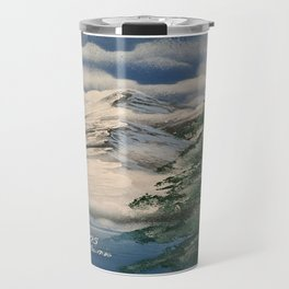 Faith Can Move Mountains Travel Mug