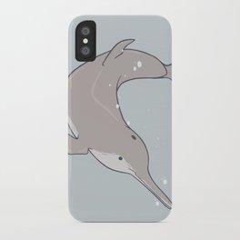 Baiji Dolphin iPhone Case