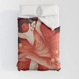 Un Fournier - CURACAO a la fine CHAMPAGNE Comforters