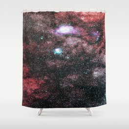Lost ernie is out there. Shower Curtain