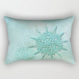 diamond dust Rectangular Pillow