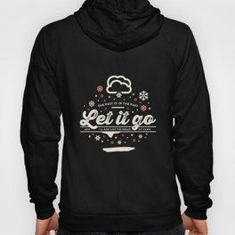 Let It Go - Idina Menzel (Frozen) Hoody