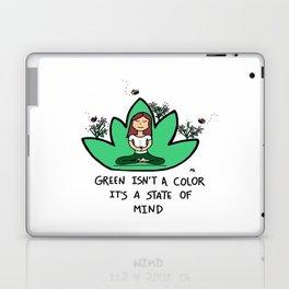 State of mind Laptop & iPad Skin