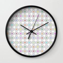 herd Wall Clock