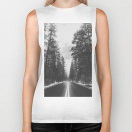 ROAD TRIP IV / Yosemite, California Biker Tank
