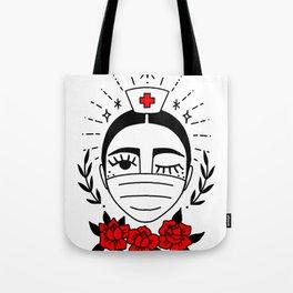 Nurse Monica Tote Bag