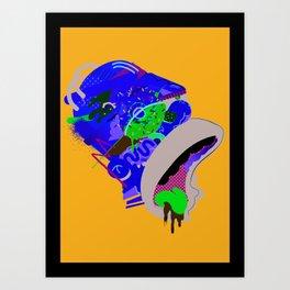 Homer 1. Art Print