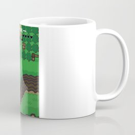 A Link to the Past Coffee Mug