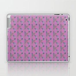 Initial pattern K2 Laptop & iPad Skin