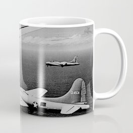 B-17F Flying Fortress Bombers over the Southwest Pacific Coffee Mug