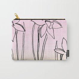 Daffodil spring time Carry-All Pouch