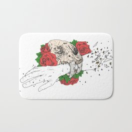 Sabertooth Bath Mat