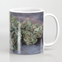 medical Mugs featuring Master Kush Medical Marijuana by BudProducts.us