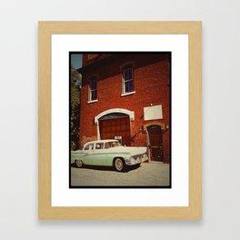 Classy Smashy Framed Art Print