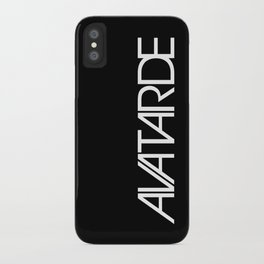 AVATARDE iPhone Case