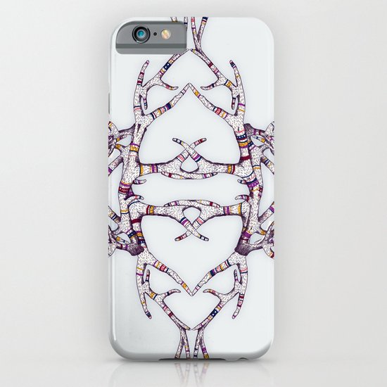 Mask-lers iPhone & iPod Case