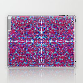 jewelled cross Laptop & iPad Skin