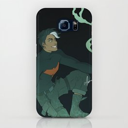 Lazarus Boy iPhone Case