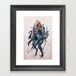 Cqueej Framed Art Print