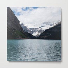 Lake Louise Alberta Canada Metal Print