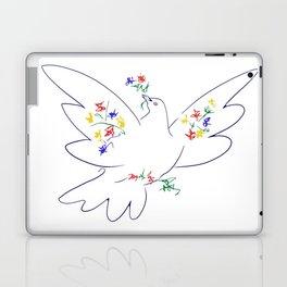 Picasso's Dove Laptop & iPad Skin