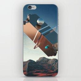 Diagonal iPhone Skin