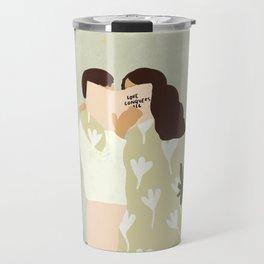 Love Conquers All Travel Mug
