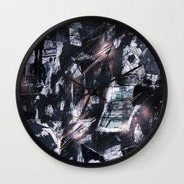 Anti Hero No. 9 Wall Clock