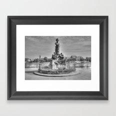 Dresdener Ansichten Brühlsche Terrasse