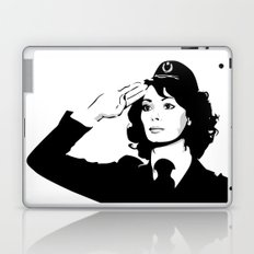 La Poliziotta Laptop & iPad Skin