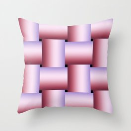 Weave in DPA 01 Throw Pillow