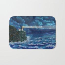 Split Rock Lighthouse, Duluth, MN Bath Mat