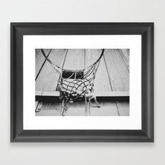 Indiana Tradition Framed Art Print