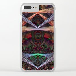 Xeno 2 Clear iPhone Case