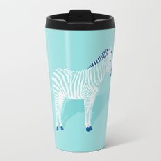 Animal Kingdom: Zebra II Travel Mug