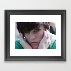 Allison Series Framed Art Print
