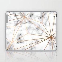 Marble & Gold 046 Laptop & iPad Skin