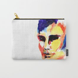 The Watercolor Man Carry-All Pouch